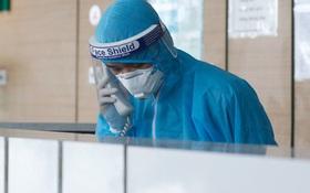 Hà Nội: Nam bác sĩ Bệnh viện Phổi Trung ương dương tính SARS-CoV-2