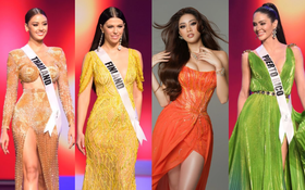 Missosology công bố top 15 trang phục dạ hội đẹp nhất Miss Universe 2020, Khánh Vân thể hiện xuất sắc có đủ sức leo top?