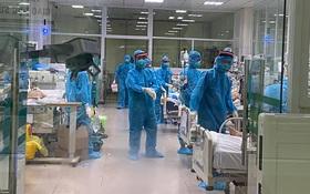 """Bác sĩ BV Bệnh Nhiệt đới TW trong đợt dịch khắc nghiệt nhất: """"Nếu hỏi chúng tôi có mệt không, đúng là mệt, nhưng không vì thế mà chùn bước"""""""