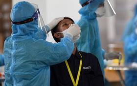Dịch Covid-19 ngày 17⁄5: Thêm 37 ca mắc mới; Biến chủng Ấn Độ xuất hiện khiến tốc độ lây nhiễm ở Bắc Ninh cao