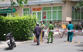Nóng: Phong tỏa chung cư ở Thủ Đức do có ca nghi nhiễm Covid-19