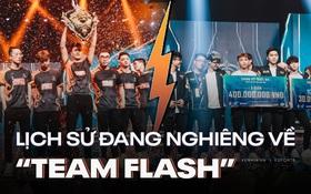"""Nhìn lại lịch sử đại chiến giữa Team Flash và Saigon Phantom, """"Bóng ma Sài Thành"""" đã nhiều lần thua muối mặt, thời điểm trả nợ đã tới?"""