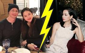 Phan Như Thảo bức xúc vì bị vợ cũ siêu mẫu của chồng bôi nhọ, làm rõ chuyện ông xã đại gia bị nghi ngoại tình với Thuỷ Top
