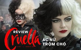 """Cruella: """"Ác nữ trộm chó"""" khơi mào cuộc chiến thời trang choáng ngợp, gây sốc dù phi lý"""