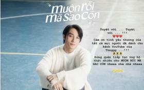 Hot: Sơn Tùng cán mốc 9 triệu subscriber YouTube, lập kỷ lục showbiz Việt