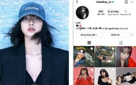 Tài khoản Instagram của Lisa (BLACKPINK) đột nhiên bị ẩn, netizen nháo nhào báo cáo sự cố!