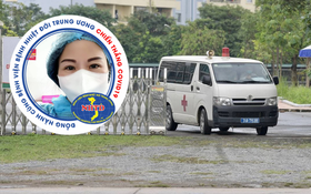 Người dân cả nước đồng loạt thay khung ảnh đại diện cổ vũ BV Bệnh Nhiệt đới TW chiến thắng đại dịch COVID-19