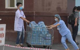 Bệnh viện K nói gì về 10 trường hợp dương tính với SARS-CoV-2?
