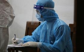Nóng: Hà Nội phát hiện thêm 7 ca dương tính SARS-CoV-2 tại huyện Thường Tín