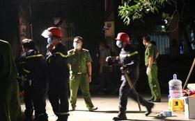 Cháy nhà ở Sài Gòn khiến ít nhất 7 người tử vong thương tâm: Khoảng 10 người mắc kẹt không thoát ra được