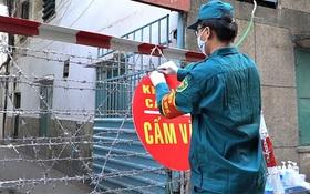 Cập nhật dịch Covid-19 ngày 8⁄5: Hà Nội, Bắc Ninh liên tục ghi nhận hàng chục ca dương tính mới, nâng mức cảnh báo lên cao nhất