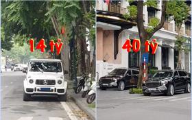 Tìm ra con đường check-in của giới siêu giàu Hà Nội: Vài con siêu xe trị giá hàng trăm tỷ xếp hàng 2 bên là chuyện bình thường!