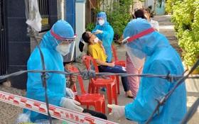 Chi tiết 6 chuỗi lây nhiễm mới phát hiện tại TP.HCM với 310 ca bệnh chỉ sau 10 ngày bùng phát