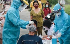 Hà Nội: 2 mẹ con tại Đông Anh dương tính SARS-CoV-2