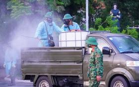 Chuỗi lây nhiễm mới tại BV Bệnh Nhiệt đới TP.HCM đã có 61 ca mắc Covid-19