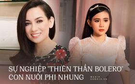 """""""Thiên thần Bolero"""" Quỳnh Trang: Trường hợp con nuôi """"phá lệ"""" của Phi Nhung, xuất sắc tranh giải Mai Vàng với mẹ nuôi"""