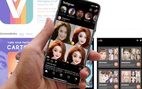 """Cộng đồng mạng Việt lại """"phát sốt"""" với trend chơi ảnh mới, thận trọng để tránh bị đánh cắp dữ liệu!"""