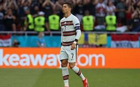 (Cập nhật Euro 2020) Bồ Đào Nha vs Hungary (Hiệp 1): Đồng đội phớt lờ không chuyền cho Ronaldo