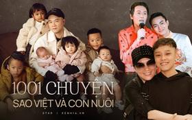 1001 chuyện con nuôi trong showbiz: Phi Nhung gặp liên hoàn biến, Hoài Linh nghi cạch mặt Hoài Lâm đến nay vẫn chưa xoá bỏ