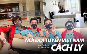 Cận cảnh nơi cách ly của tuyển Việt Nam khi về nước: Khách sạn 3 sao giữa khu nhà giàu Sài Gòn