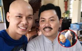 """Rộ ảnh nghi vấn Phan Đinh Tùng đang được """"thần y"""" Võ Hoàng Yên chữa thoát vị đĩa đệm, còn khen rối rít trên Facebook?"""