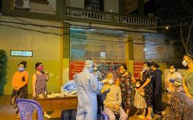 Nghệ An: Tài xế xe tải đi thu mua vải ở Bắc Giang dương tính với SARS-CoV-2, từng ghé Đà Nẵng
