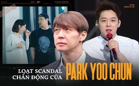 """Yoochun (DBSK): """"Hoàng tử"""" vươn lên từ tuổi thơ cơ cực, hiện nguyên hình vì phốt """"kinh thiên động địa"""" từ tình dục đến ma túy"""