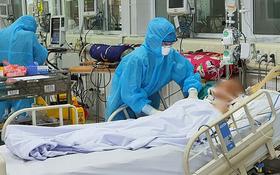Thêm 2 ca Covid-19 tử vong, trong đó cụ bà 90 tuổi mới nhập viện điều trị 7 ngày