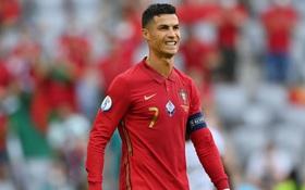 Ronaldo ghi bàn mang tính lịch sử, Bồ Đào Nha vẫn thua tan nát trước Đức