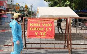 TP.HCM đã có số ca mắc Covid-19 vượt Bắc Ninh trong đợt dịch thứ 4, chỉ sau Bắc Giang