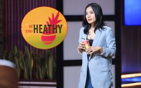 """Nữ CEO bán nước ép đi gọi vốn vì """"kẹt tiền"""" bị netizen phát hiện mắc lỗi chính tả cơ bản trên sóng truyền hình"""