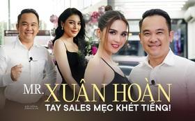 Mr. Xuân Hoàn - tay sales Mẹc khét tiếng đứng sau 2 chiếc xế hộp màu hồng bạc tỷ của Ngọc Trinh và Lily Chen là ai?
