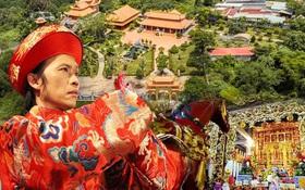 Toàn cảnh Nhà thờ Tổ 100 tỷ của NS Hoài Linh: Trải dài 7000m2, nội thất hoành tráng sơn son thếp vàng, nuôi động vật quý hiếm