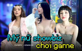 """Nghỉ dịch ở nhà, dàn mỹ nhân showbiz Việt đua nhau... """"cày game"""""""