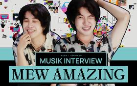 """Nhạc sĩ Mew Amazing: """"Đem sản phẩm nhạc Hoa về viết lại lời cũng không xong rồi trình diễn, sao dễ dãi thế?"""""""
