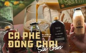 """Dân sành uống Sài Gòn nhất định phải biết 8 quán cà phê đóng chai cực xịn này: Chỉ cần ngồi nhà cũng được """"ship tận răng""""!"""