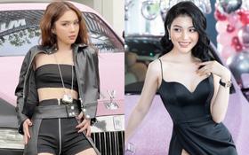 LiLy Chen cuối cùng đã thừa nhận là nữ chính trong drama chung bồ tỷ phú, quyết đổi 1 chi tiết trên xế 9 tỷ cho khác Ngọc Trinh?