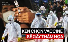 Kén chọn vaccine, ổ dịch nghiêm trọng nhất của thế giới chìm sâu vào vũng lầy kinh hoàng với 500.000 ca tử vong