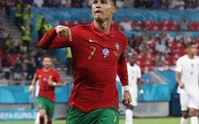 Ronaldo phá liên tiếp 2 kỷ lục vĩ đại nhất cấp đội tuyển quốc gia