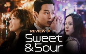 """Sweet and Sour: Jang Ki Yong hóa """"lươn chúa"""" cũng không sốc bằng cái kết """"bất ngờ, ngỡ ngàng, ngơ ngác và bật ngửa"""""""