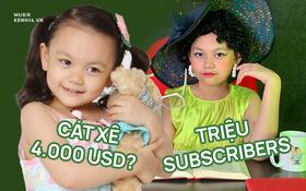 """Ca sĩ nhí Bào Ngư: """"Truyền nhân"""" của gia đình nghệ thuật 5 thế hệ, sở hữu kênh YouTube triệu sub, từng có cát-xê lên đến 4.000 USD?"""