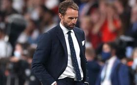 """Giấc mơ vô địch của tuyển Anh dang dở vì sự cầu toàn và """"ngây ngô"""" của HLV Gareth Southgate"""