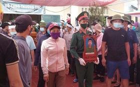 Quân khu 1 kết luận nguyên nhân tử vong của quân nhân Trần Đức Đô