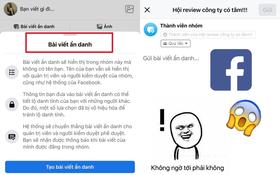 Facebook vừa cập nhật tính năng đăng bài ẩn danh, dành cho các bạn có trải nghiệm cực kì khó nói mà vẫn tha thiết được sẻ chia
