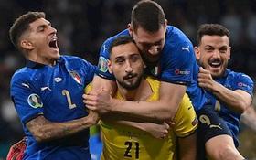 Thủ môn Donnarumma giải thích lý do mặt lạnh như băng, không thèm ăn mừng sau khi giúp tuyển Ý vô địch Euro 2020