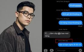 """Netizen soi ra bằng chứng thành viên Da LAB """"xoá tin nhắn"""", lời giải thích """"thay điện thoại"""" liệu có hợp lý?"""