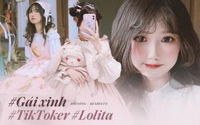 """Gen Z """"nghiện"""" váy Lolita, có chiếc giá 20 triệu: Không xin bố mẹ đồng nào nhưng gặp """"sóng gió"""" vì một rich kid Hà thành"""
