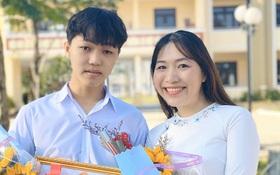 """Nam sinh đầu tiên đạt 10 điểm Văn tốt nghiệp THPT, được Giám đốc Sở GD-ĐT khẳng định """"có thang điểm trên 10 cũng cho thêm"""""""
