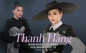 Thanh Hằng - Giám khảo cực ngầu của loạt show thực tế: Lạnh lùng nhưng chuyên nghiệp, sở hữu loạt câu nói viral!