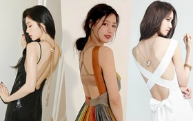 Loạt nữ idol Hàn khi diện đồ hở lưng: Ai nấy đều khét lẹt, thành viên hụt của BLACKPINK liệu có chặt đẹp bạn cũ?